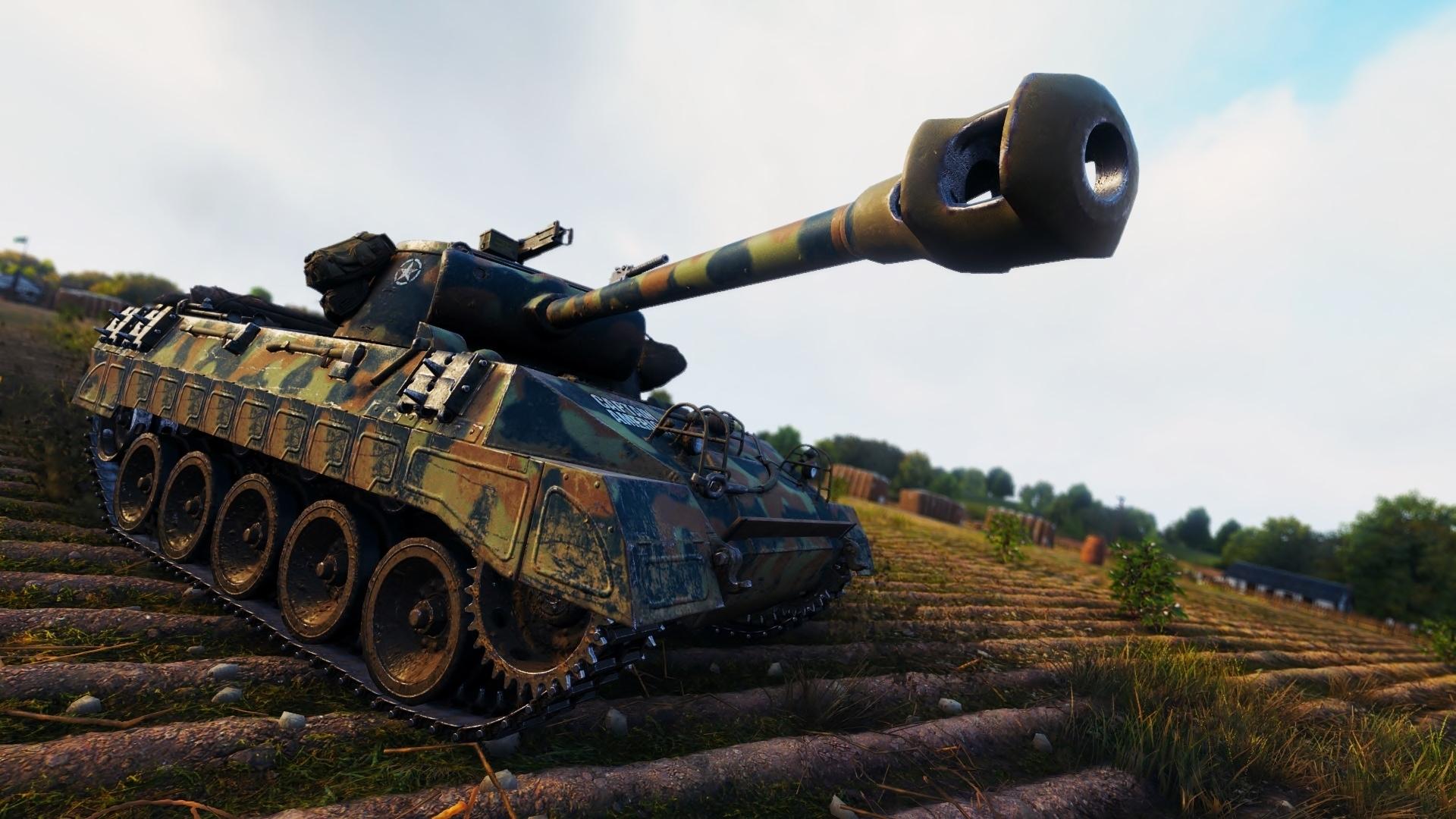 アメリカ駆逐戦車リモデル: リョウたんマグナムのブログ